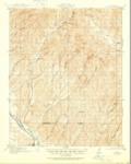 1919 - San Miguel Quadrangle Topographical Survey, Monterey and San Luis Obispo Counties - USGS