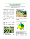 1999 - Water Resources and Land Use Change in Salinas Valley, Watershed Institute Report No. WI-1999-01