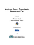 2006 - Monterey County Groundwater Management Plan