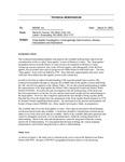 2003 - Deep Aquifer Investigation - Hydrogeologic Data Inventory, Review, Interpretation and Implications
