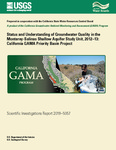2018 - Status and Understanding of Groundwater Quality in the Monterey-Salinas Shallow Aquifer Study Unit, 2012-13 - California GAMA Priority Basin Project