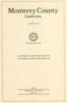 1915 - Monterey County, California - Lands for Wealth, Fruit for Health; Arthur Dunn