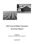 1997 Monterey County Water Resources Agency Groundwater Extraction Summary Report
