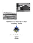 1999 Monterey County Water Resources Agency Groundwater Extraction Summary Report