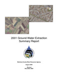 2001 Monterey County Water Resources Agency Groundwater Extraction Summary Report