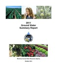 2011 Monterey County Water Resources Agency Groundwater Extraction Summary Report