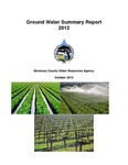 2012 Monterey County Water Resources Agency Groundwater Extraction Summary Report