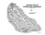 2005 - Salinas Valley Hydrologic Subareas, 4th Quarter Water Conditions