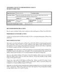 2011 - Salinas Valley Hydrologic Subareas, 4th Quarter Water Conditions
