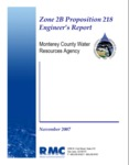 2007, November 2 - Zone 2B Proposition 218 Engineer's Report