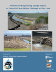 2015 - Preliminary Engineering Design Report for Control of Non-Winter Drainage at Carr Lake