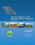 2012, May - San Luis Obispo County Master Water Report, Volume III of III