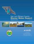 2012, May - San Luis Obispo County Master Water Report, Volume III of III