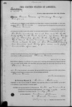 001582, US Land Patent, T14S, R2E, Thomas Graves, Nov. 10, 1868, and BLM Land Patent Detail Sheet