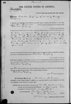 001584, US Land Patent, T14S, R2E, Valentine Gigling, Nov. 10, 1868, and BLM Land Patent Detail Sheet