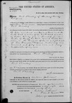 001594, US Land Patent, T14S, R2E, Paul Bradley, Nov. 10, 1868, and BLM Land Patent Detail Sheet