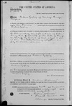 001604, US Land Patent, T14S, R2E, Antonio Gigling, Nov. 10, 1868, and BLM Land Patent Detail Sheet