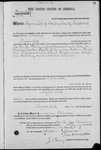 001718, US Land Patent, T14S, R2E, Myron Lisk, Nov. 10, 1868, and BLM Land Patent Detail Sheet
