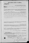 001720, US Land Patent, T14S, R2E, James H. McDougall, Nov. 10, 1868, and BLM Land Patent Detail Sheet