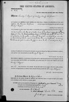 002176, US Land Patent, T23S, R10E, Bradley V. Sargent, May 2, 1870, and BLM Land Patent Detail Sheet