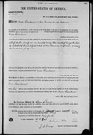 002259, US Land Patent, T23S, R10E, Moses Rosenbaum, May 2, 1870, and BLM Land Patent Detail Sheet