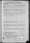 002266, US Land Patent, T23S, R10E, Ernest Altenburg, May 2, 1870, and BLM Land Patent Detail Sheet
