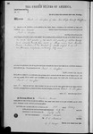 000137, US Land Patent, T24S, R11E, Robert A. Thompson, Feb. 1, 1862, and BLM Land Patent Detail Sheet