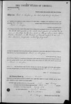 000138, US Land Patent, T24S, R11E, Robert A. Thompson, Feb. 1, 1862, and BLM Land Patent Detail Sheet