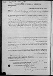 000171, US Land Patent, T24S, R11E, Manuel Rodreguez, Oct. 1, 1862, and BLM Land Patent Detail Sheet