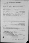 000172, US Land Patent, T24S, R11E, John Hames, Oct. 1, 1862, and BLM Land Patent Detail Sheet