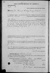 000173, US Land Patent, T24S, R11E, John Hames, Oct. 1, 1862, and BLM Land Patent Detail Sheet