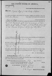 000176, US Land Patent, T24S, R11S, Angus L. Boggs, Oct. 1, 1862 [Canceled May 8, 1870], and BLM Land Patent Detail Sheet