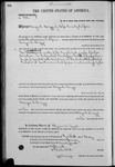 000176, US Land Patent, T24S, R11S, Angus L. Boggs, May 20, 1870, and BLM Land Patent Detail Sheet