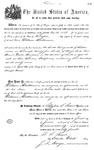 001188, US Land Patent, T24S, R11E, William Mathewson, June 1, 1870, and BLM Land Patent Detail Sheet
