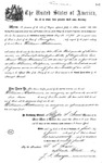 001190, US Land Patent, T24S, R11E, William Mathewson, June 1, 1870, and BLM Land Patent Detail Sheet