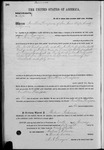 001276, US Land Patent, T24S, R11E, Jonathan Thompson, Jan. 10, 1868, and BLM Land Patent Detail Sheet
