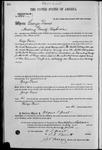 001843, US Land Patent, T24S, R11E, George Davis, Sep. 20, 1869, and BLM Land Patent Detail Sheet