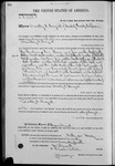 002423, US Land Patent, T24S, R11E, Bradley V. Sargent, May 10, 1870, and BLM Land Patent Detail Sheet