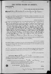 002451, US Land Patent, T24S, R11E, William Pinkerton, May 10, 1870, and BLM Land Patent Detail Sheet