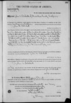002469, US Land Patent, T24S, R11E, John A. Patchett, May 20, 1870, and BLM Land Patent Detail Sheet