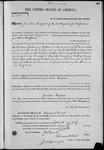 002519, US Land Patent, T24S, R11E, Jonathan Thompson, July 15, 1870, and BLM Land Patent Detail Sheet