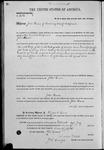 002530, US Land Patent, T24S, R11E, John Hames, July 15, 1870, and BLM Land Patent Detail Sheet