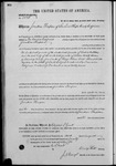 002584, US Land Patent, T24S, R11E, Jonathan Thompson, Aug. 3, 1870, and BLM Land Patent Detail Sheet