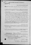 003137, US Land Patent, T24S, R11E, Robert G. Flint, Oct. 5, 1871, and BLM Land Patent Detail Sheet
