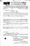 108032, US Land Patent, T24S, R11E, Nathan F. Morgan, John Burke, Jonathan Thompson, Aug. 19, 1870, and BLM Land Patent Detail Sheet