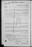000160, U.S. Land Patent, T25S, R10E, Augustus R. Bixby, Feb. 1, 1862, and BLM Land Patent Detail Sheet