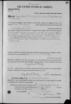 000160, U.S. Land Patent, T25S, R10E, Augustus R. Bixby, Sept. 1, 1868, and BLM Land Patent Detail Sheet