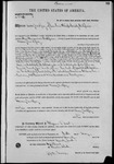 002342, U.S. Land Patent, T25S, R10E, Henry Godfrey, May 10, 1870, and BLM Land Patent Detail Sheet