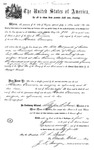 000980, US Land Patent, T25S, R11E, Martin Corcoran, June 1, 1870, and BLM Land Patent Detail Sheet