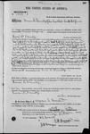 001983, US Land Patent, T25S, R11E, Annie L. Donnelly, May 10, 1870, and BLM Land Patent Detail Sheet